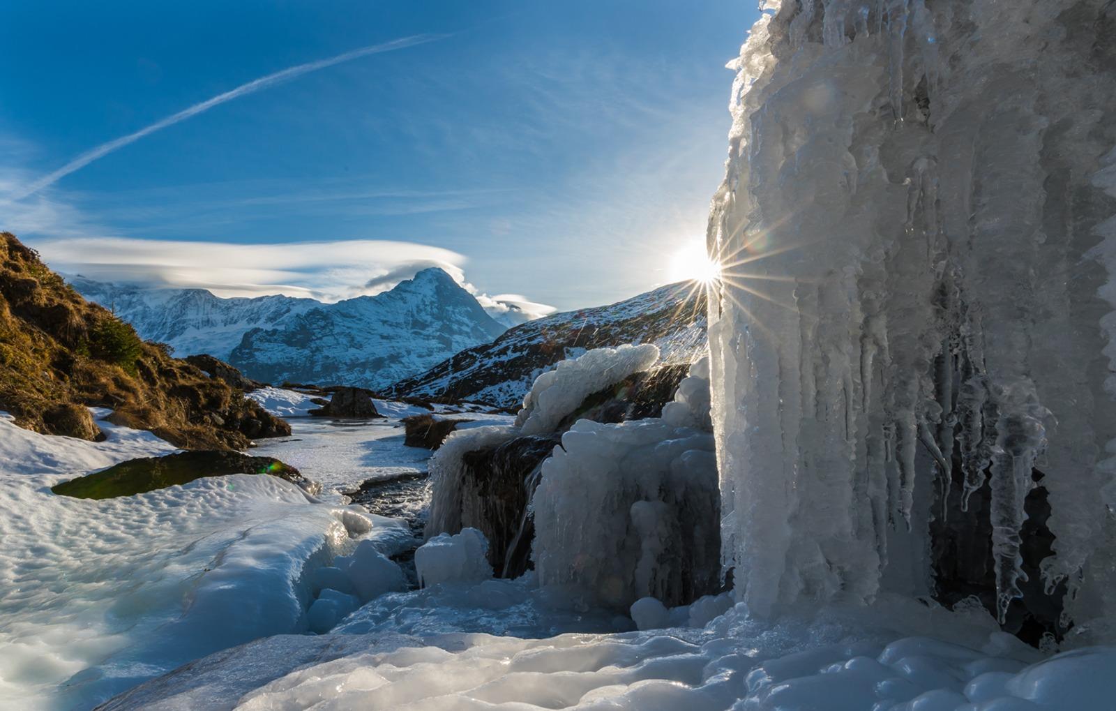Eiszeit - Grindelwald