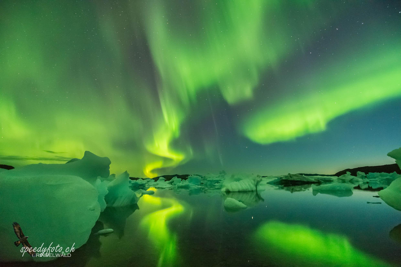 Burning Sky Greenland