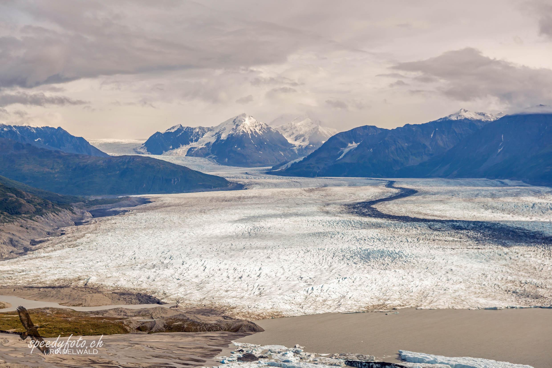Alaska Glaciar World