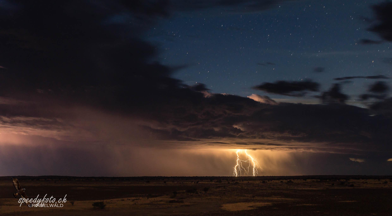 Thunderstorm Kalahari
