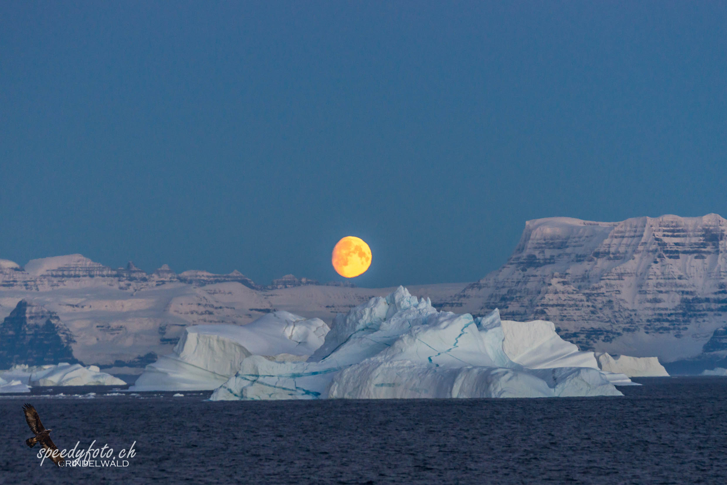 Moonrise, Vikingebukt
