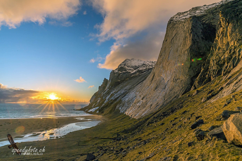 Lofoten, Sunset