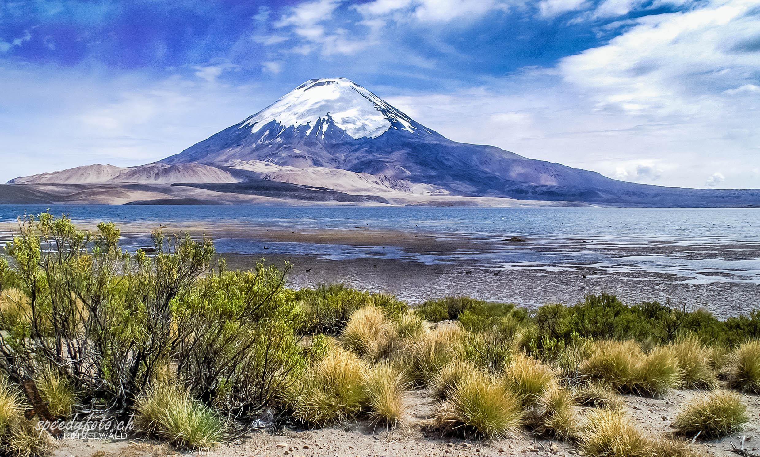 Parinacota (6348 m)
