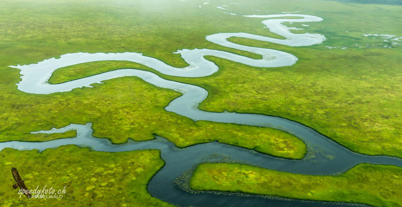 Aerial View - Landscape