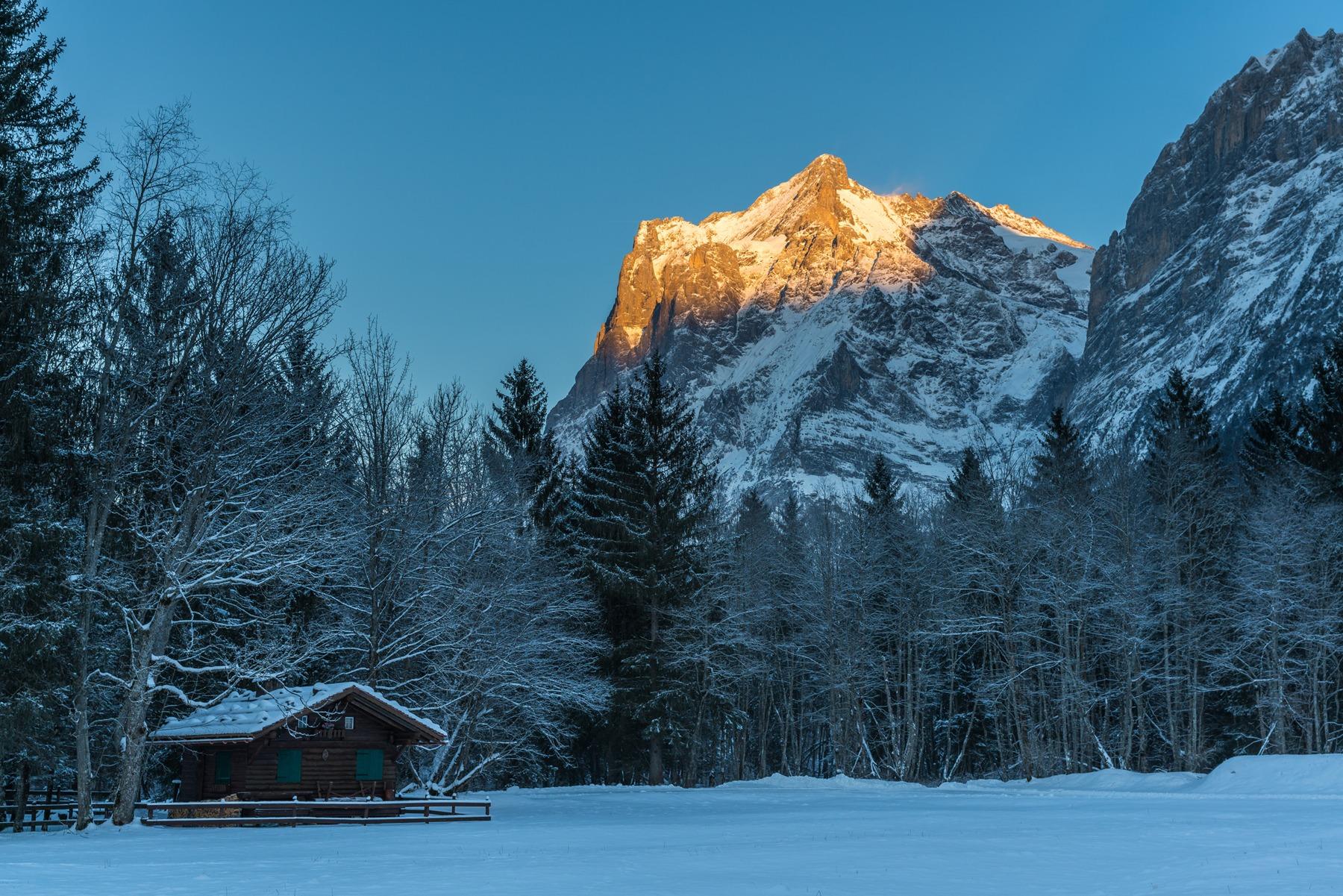Im Talgrund - Grindelwald