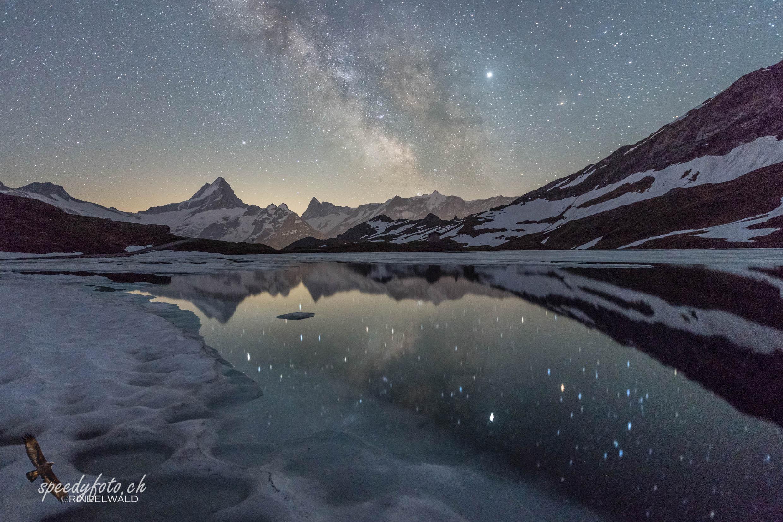 Milkiway Bachalpsee - Grindelwald