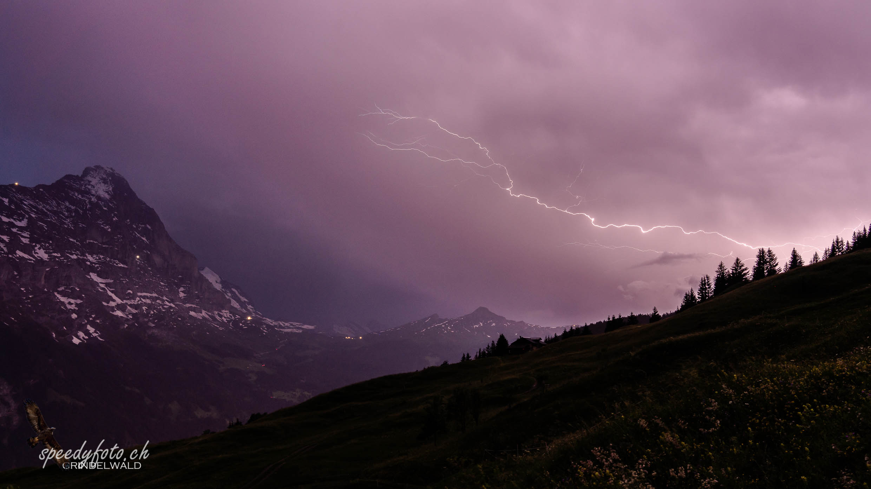 Thunderstorm - Grindelwald