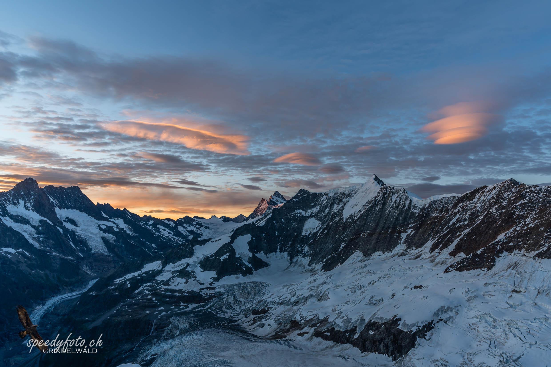 Im Patagonien der Berner Alpen