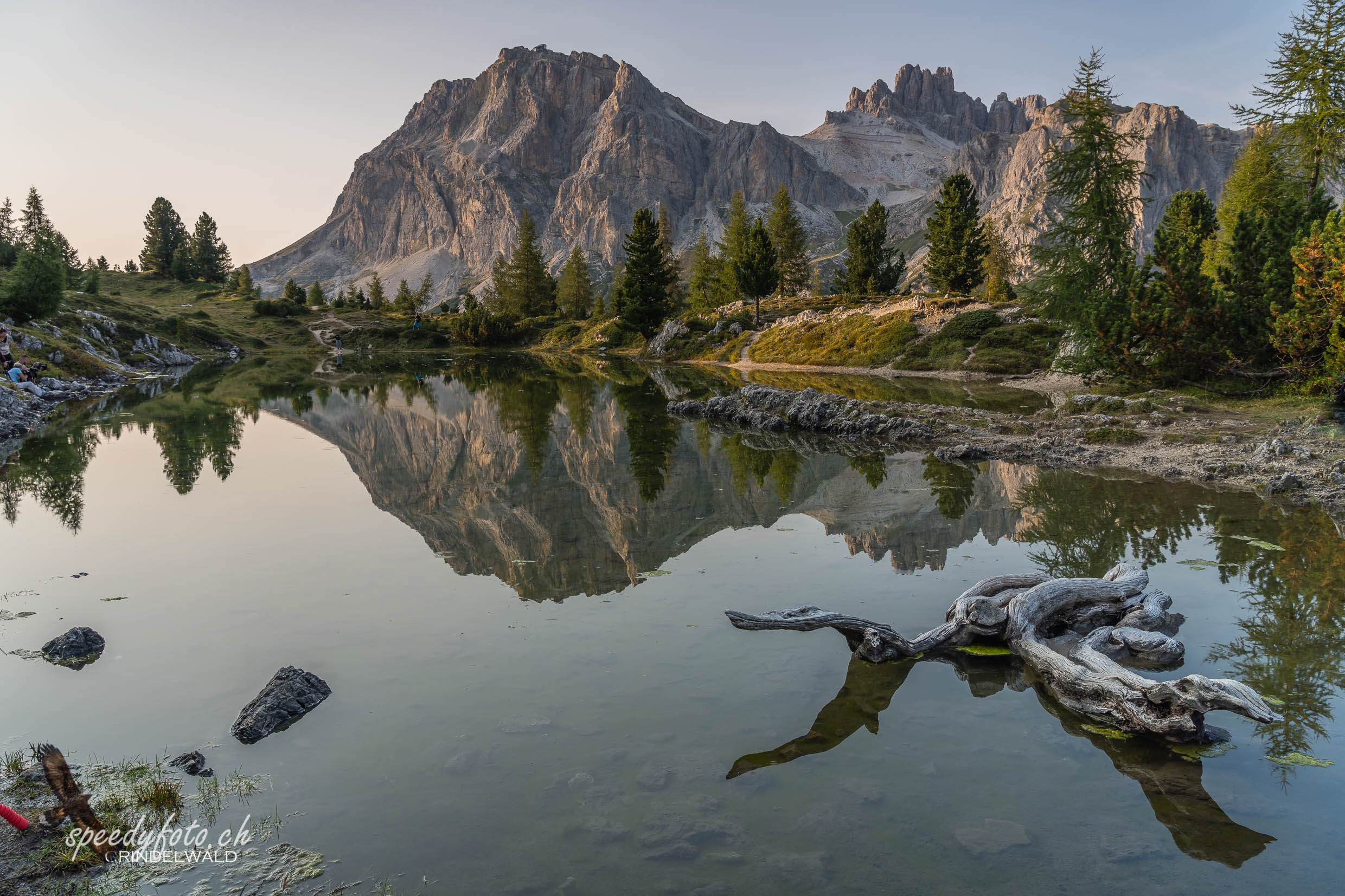 Reflection - Dolomiten