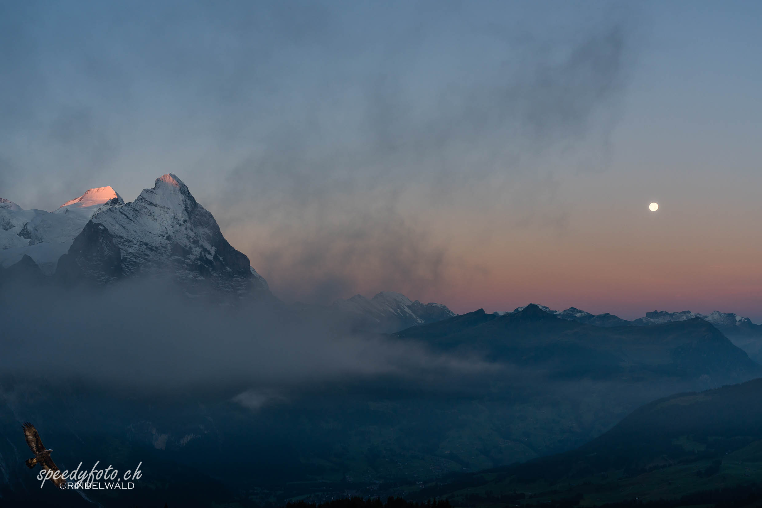"""""""Guete Tag"""" - Eiger"""