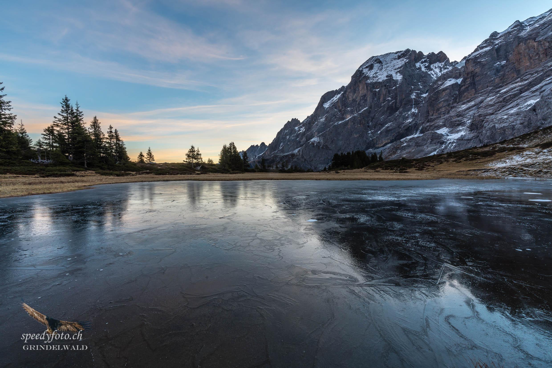 Minus 2° - Grindelwald Nature