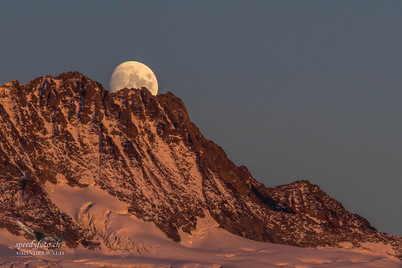 Moonrise - Bärglistock